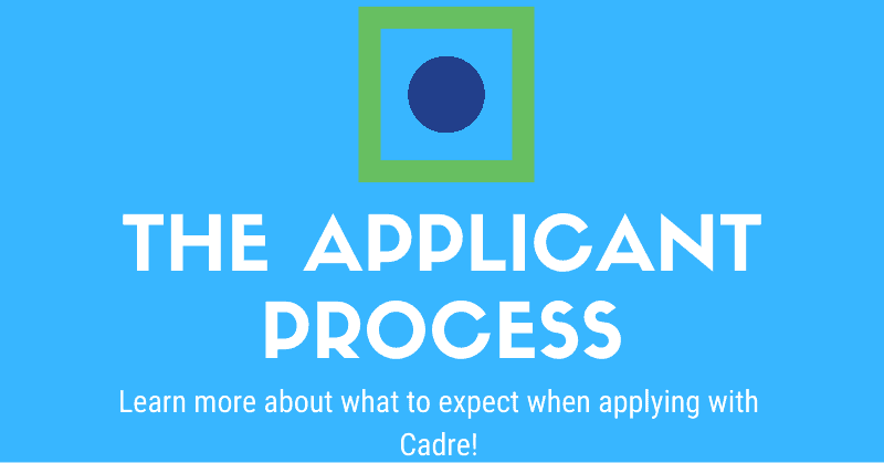 The Applicant Process